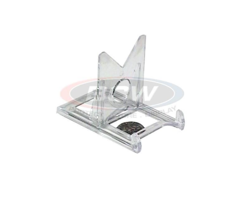 BCW 2-Piece Trading Card Stand Adjustable - Display Your Trading Cards