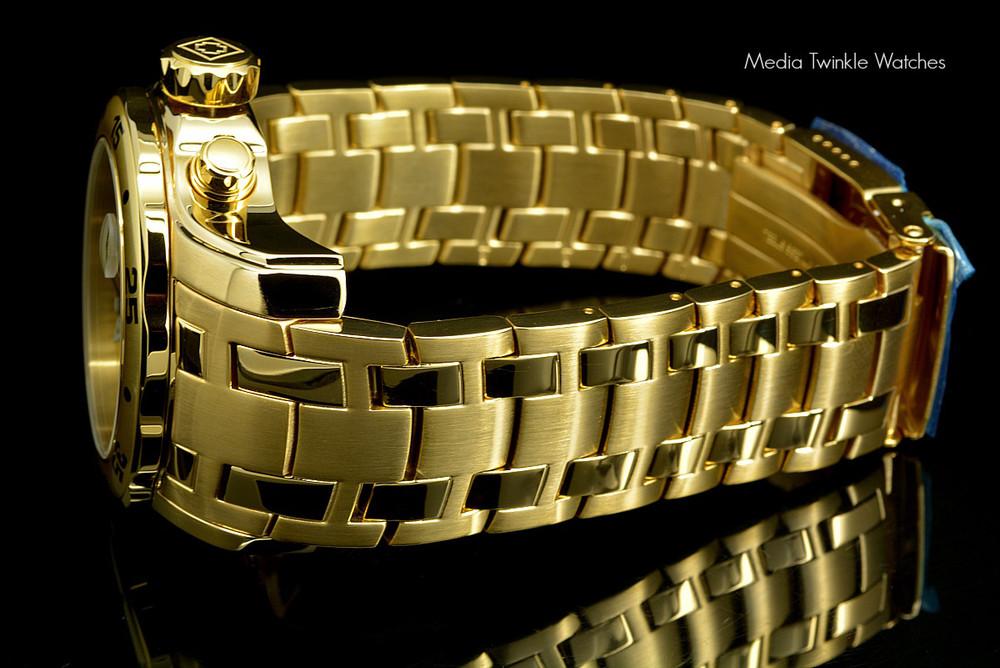 Invicta 0074 Pro Diver Scuba Quartz Chronograph Stainless Steel Bracelet Watch | Free Shipping
