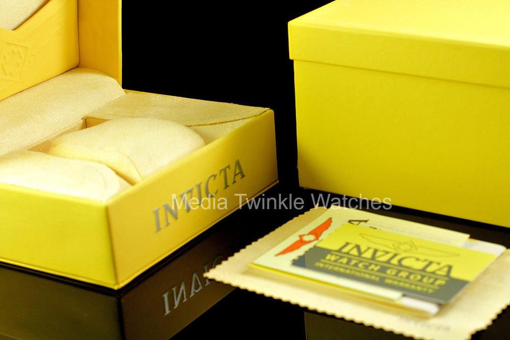 Invicta 15855 Sea Thunder Specialty Grey Dial Silver Bezel Swiss Quartz Chronograph Watch   Free Shipping