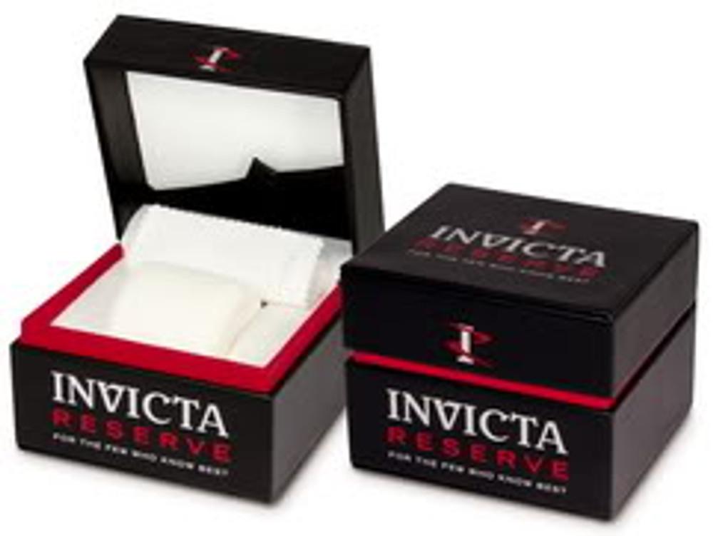 Invicta 16807 Reserve VENOM Hybrid Gold 5040F Swiss Quartz Chrongraph Bracelet Watch | Free Shipping