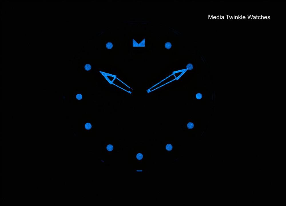 Invicta 48mm Pro Diver Abalone Dial Quartz Chronograph Two Tone Bracelet Watch 24836