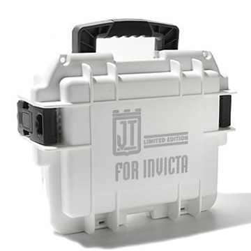 Invicta 14598 Women's Jason Taylor Subaqua Noma III Bracelet Watch w/ Three-Slot Dive Case | Free Shipping
