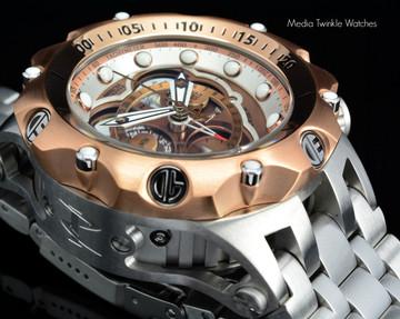 Invicta 16806 Reserve 52MM VENOM Hybrid Rose 5040F Swiss Quartz Chronograph Bracelet Watch | Free Shipping