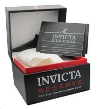 Invicta 10831 Reserve Men's Venom Fang Swiss Quartz Chronograph Stainless Steel Watch | Free Shipping