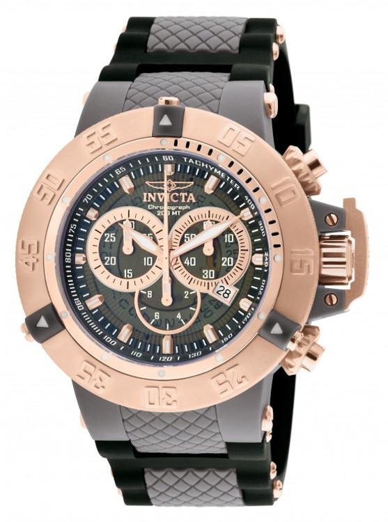 Invicta 0932 Subaqua Noma III Collection Chronograph Watch | Free Shipping