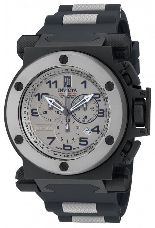 Invicta 14516 Jason Taylor Coalition Force Limited Edition Titanium Watch | Free Shipping