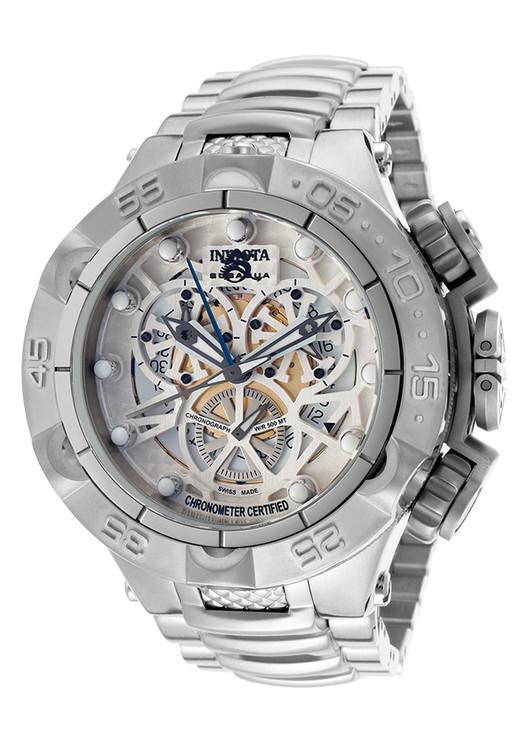 Invicta 12904 Men's Subaqua Noma V COSC Quartz Chronograph Stainless Steel Bracelet Watch | Free Shipping