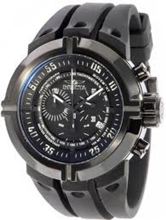 Invicta 0845 Force Chronograph Watch