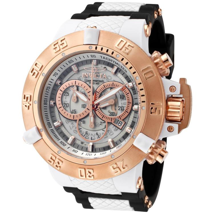 Invicta 0931 Subaqua Noma III Collection Chronograph Watch | Free Shipping