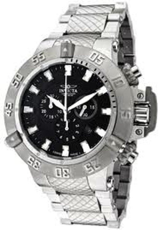 Invicta 1194 Men's Predator Subaqua Noma III Swiss Quartz Chronograph Bracelet Watch | Free Shipping