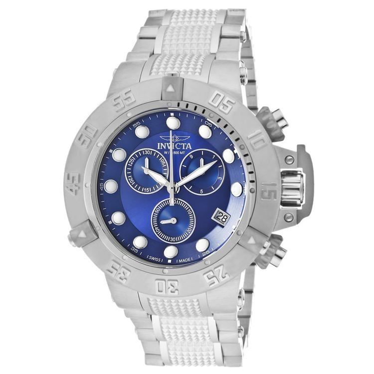 Invicta 10545 Men's Subaqua Noma III Ocean Quest Swiss Quartz Bracelet Interchangeable Strap Watch   Free Shipping