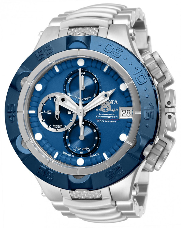 Invicta 12871 Men's Subaqua Noma V Limited Edition A07 Valgranges Automatic Chronograph Bracelet Watch | Free Shipping