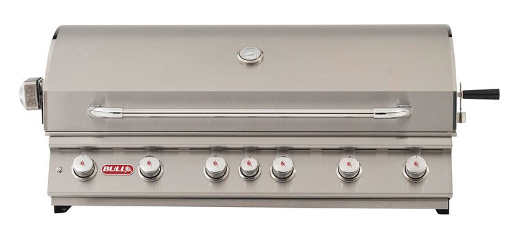 BullBBQ Diablo Grill Head Closed Lid