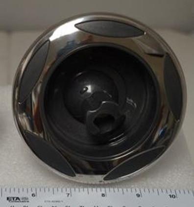 109113 - 500 stainless steel 5 spoke Roto jet