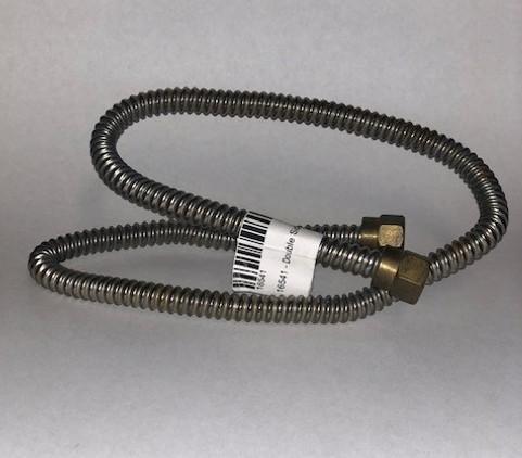 16541 - Double Side burner flex tube