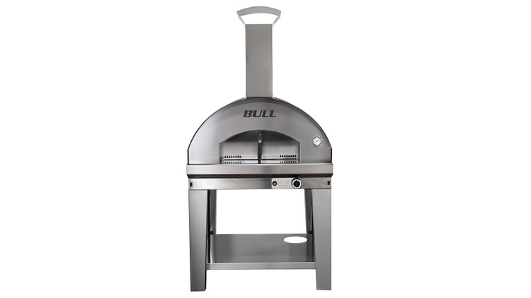 Gas Fired Italian Made Pizza Oven