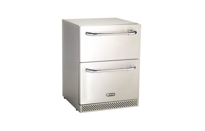 Premium Double Drawer Outdoor Rated Refrigerator 5.0 Cu. Ft.