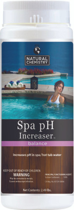 Natural Chemistry Spa pH Increaser™ 2.49lbs.
