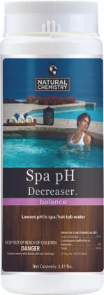 Natural Chemistry Spa pH Decreaser™ 3.37lbs.