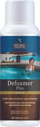Natural chemistry Spa Defoamer Plus™ 32oz.