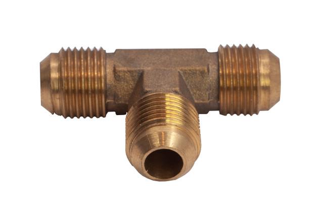 """16510 Sideburner """"T"""" Brass"""
