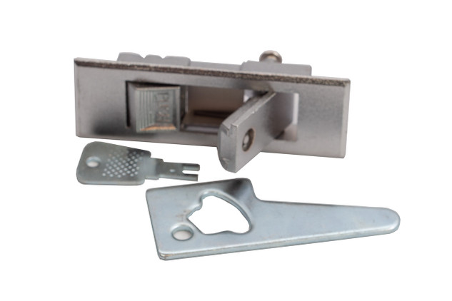 16547 Locking Door Latch