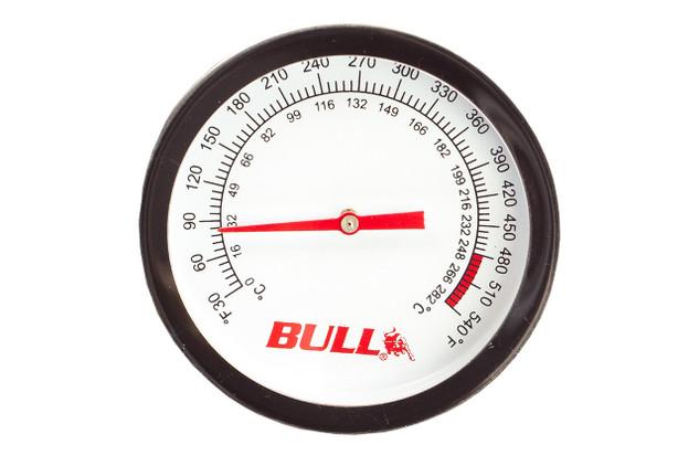 16509 Bull Temperature Thermometer Gauge