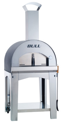 BullBBQ Large Pizza Oven Cart