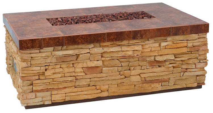 Rectangular Fire Pit