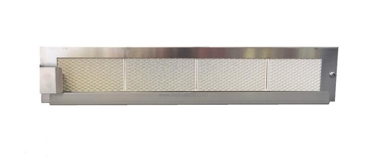 47007 Infrared Rotisserie Backburner 2012+