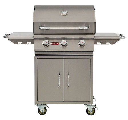 BullBBQ Steer Grill Cart