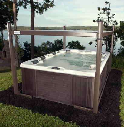 EVOLUTION hot tub cover