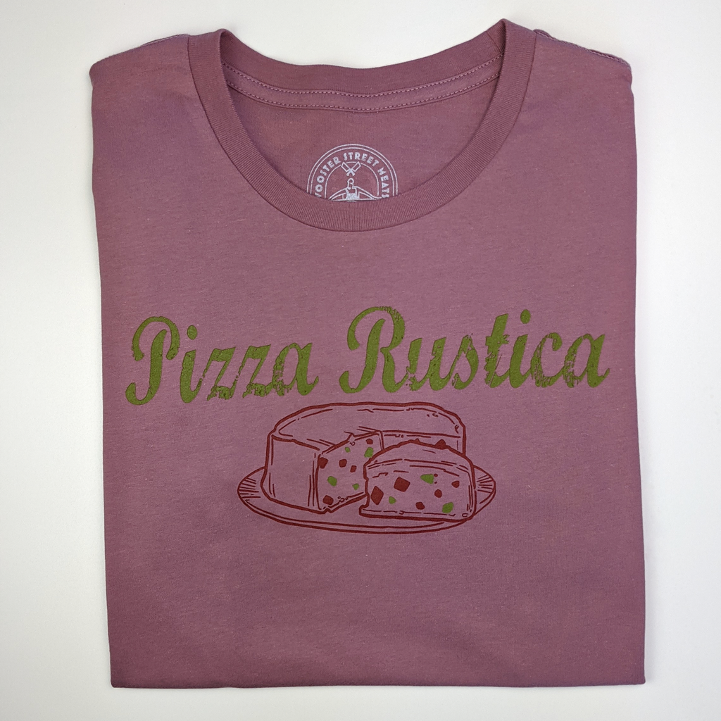 Pizza Rustica Unisex Crew - Baked Exclusively for DeCicco & Sons