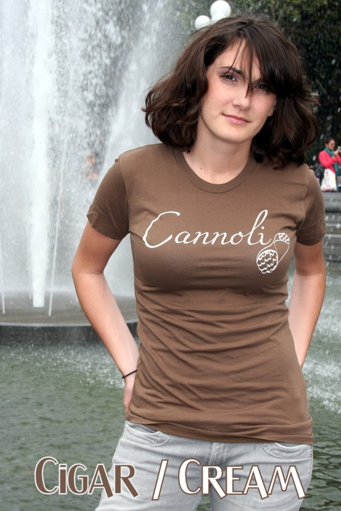 Women's Cannoli