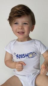 Lil Knish - Short-Sleeve Onesie
