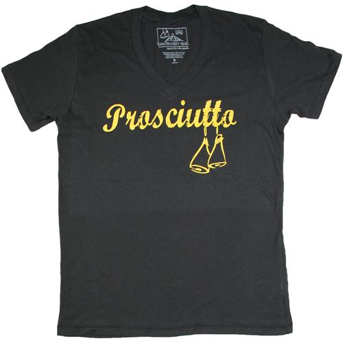 Unisex Prosciutto V-Neck