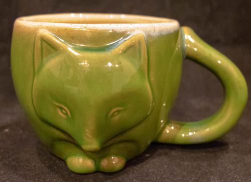 WB Cuddle Fox Mug