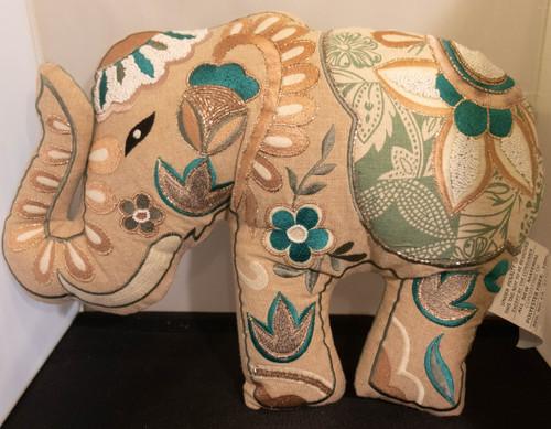 Elephant Shaped Pillow