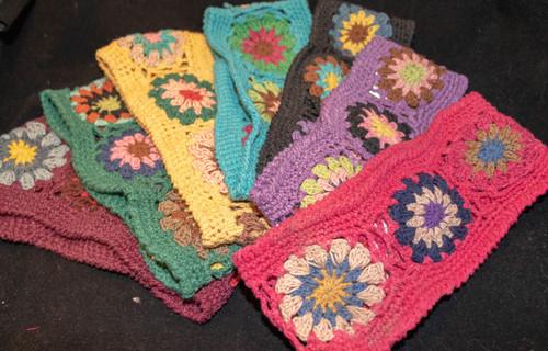 Assorted Crochet Headbands