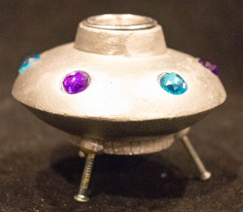Spaceship Backflow Burner