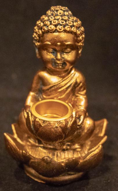 Baby Buddha Backflow Burner
