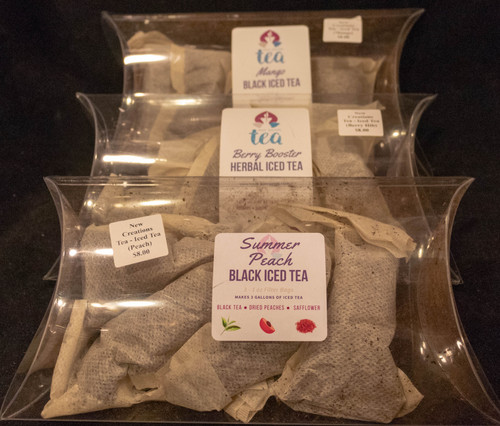 New Creations Iced Tea Bags