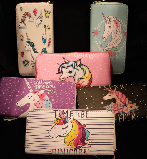 Unicorn Wallets