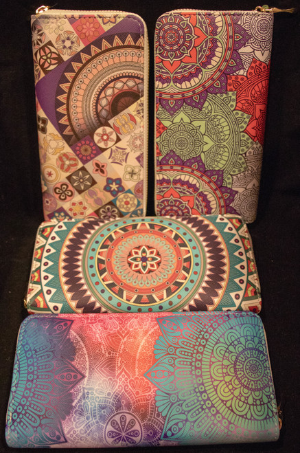 Mandala Wallets