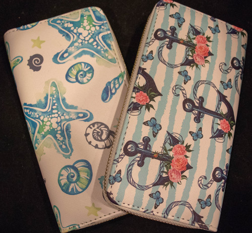 Sea Life Wallets