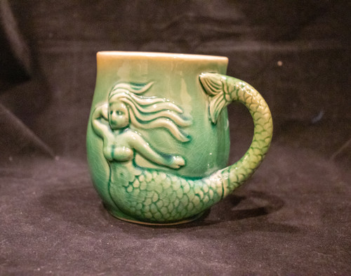 Mermaid Mug Front