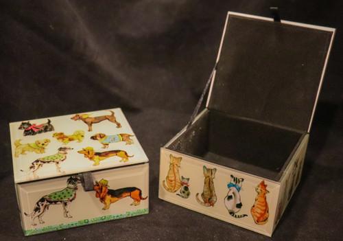 WB Glass Boxes