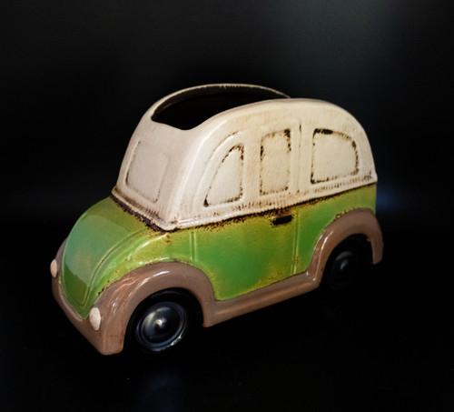 Travel Bug Ceramic Pot