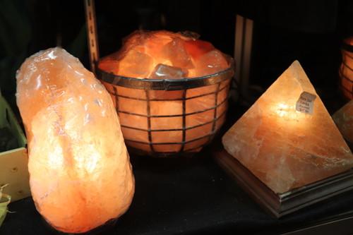 Authentic Himalayan Salt Lamps