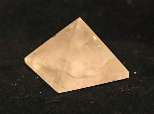 Clear Quartz Pyramids